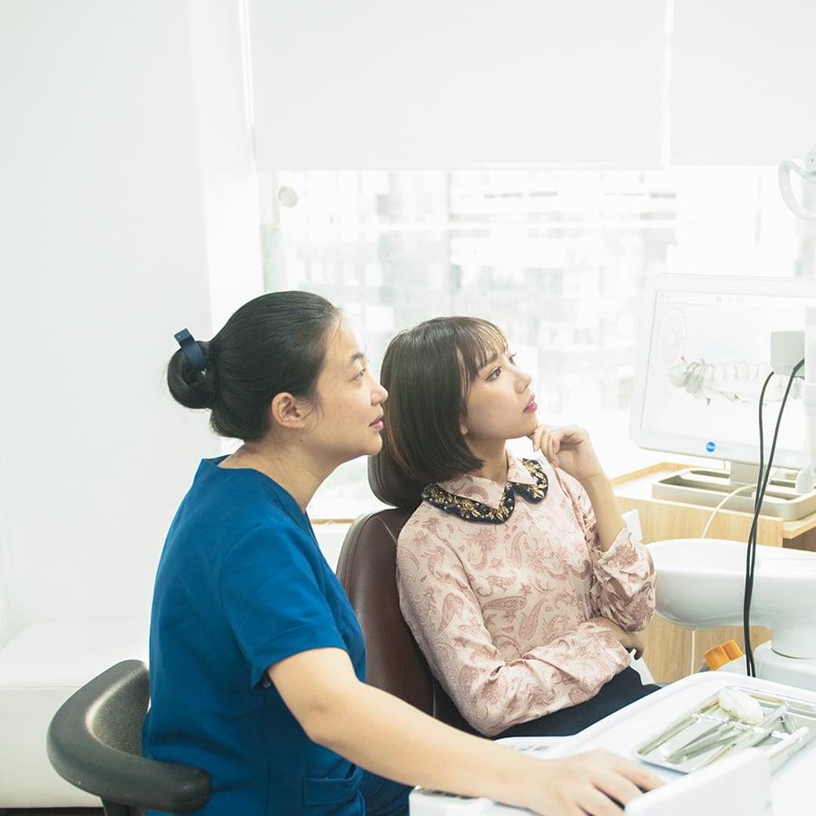 Bác sĩ Dung và ca sĩ Min