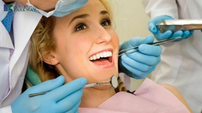 Giai đoạn chuẩn bị niềng răng