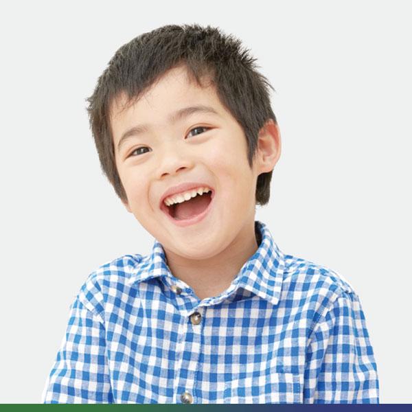 gói chăm sóc trẻ thay răng theo năm