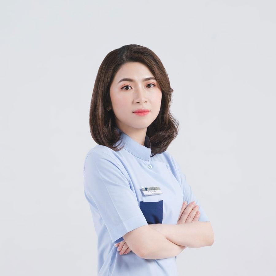 bác sĩ Nguyễn Thị Kim Dung