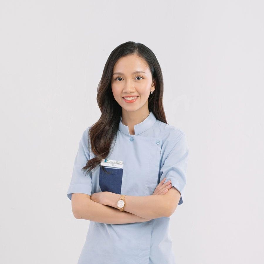 bác sĩ Hồ Thị Thanh Thủy