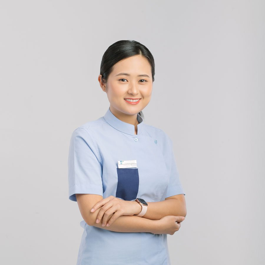 bác sĩ Trần Thị Hải Yến