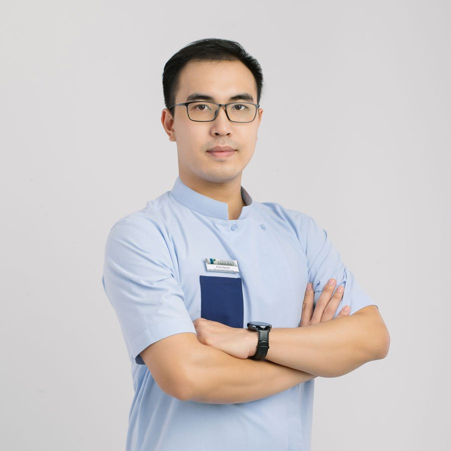 Bác sĩ Nguyễn Đình Hùng Ân