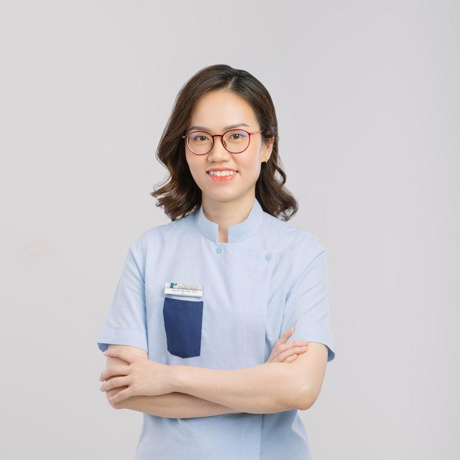 bác sĩ Nguyễn Thị Thủy Tiên