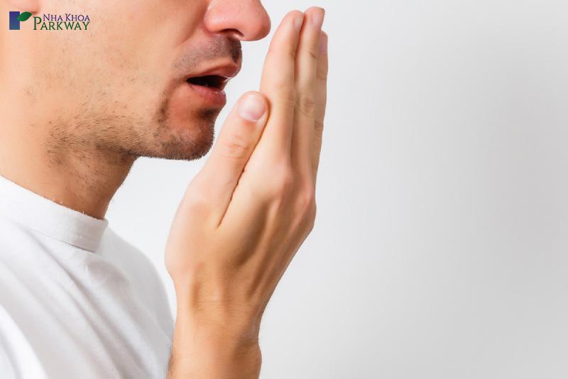 cách phát hiện miệng bị hôi là gì